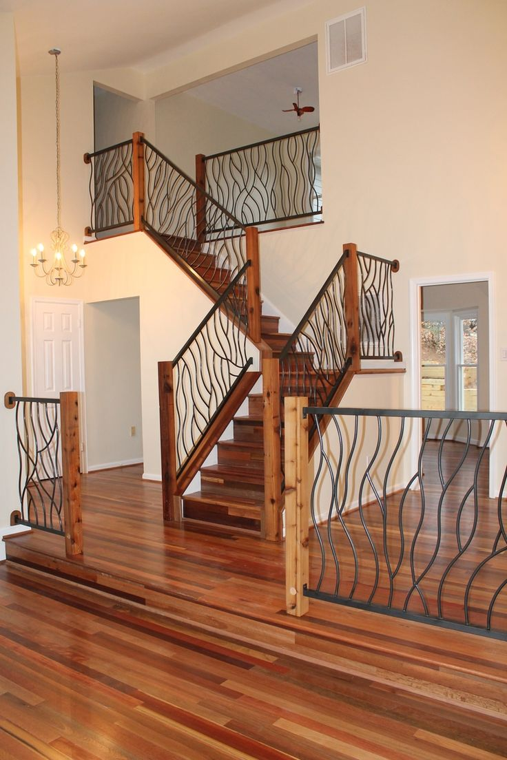 Best 20 Interior Railings Ideas On Pinterest Banister Rails Staircase Spindles And Banister