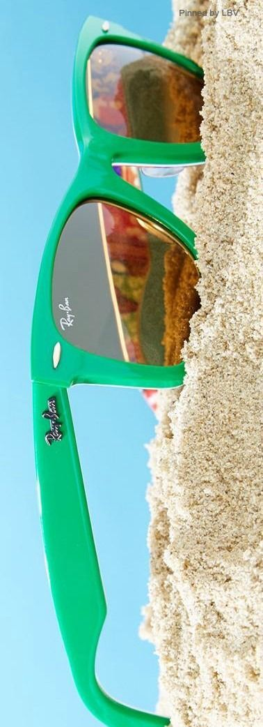 Ray-Ban summer fun ~ Beach Style 2014 - Style Estate -