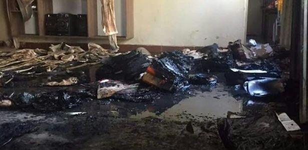 Morre professora que tentou salvar crianças em creche de MG; nº de mortos em incêndio chega a 8