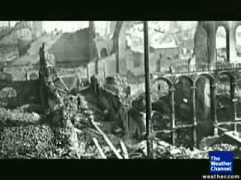 Great Chicago Fire 1871 - YouTube  Excellent explanations and photos of the Great Chicago Fire!
