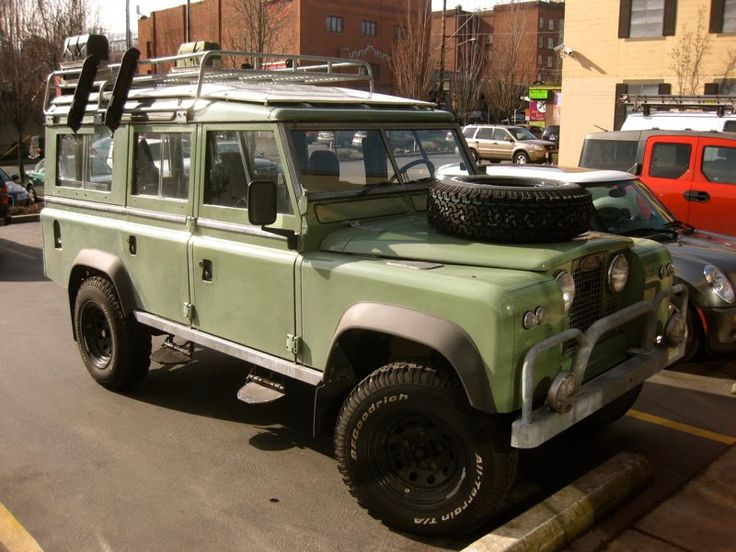 landrover i still remember how cool and totally adventurous this car made me feel as a kid. Black Bedroom Furniture Sets. Home Design Ideas