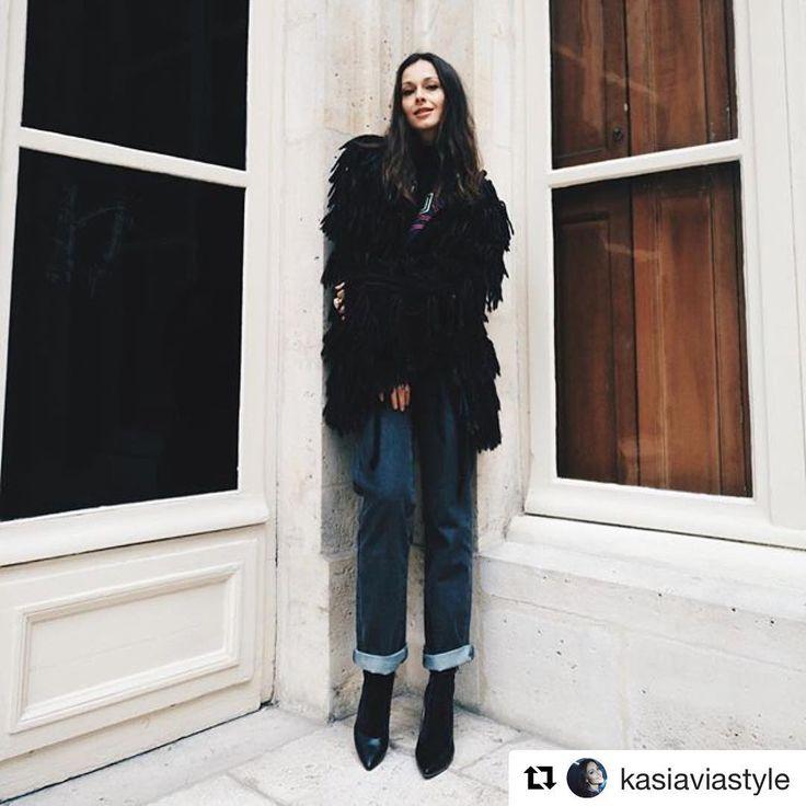 Mega stylowo w klasycznej czerni😎 @kasiaviastyle #rylko #rylkoshoes #rylkoobuwie #estima #heels #highheels #highandcomfy #leather #leathershoes #classy #stylish #polishbrand #shoponline