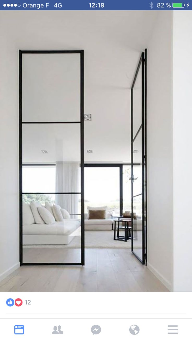 Longtime fans of Vitaly may recognize this design as it is based on one of ouru2026  sc 1 st  Pinterest & 9 best Doors images on Pinterest | Sliding doors Room iders and ...