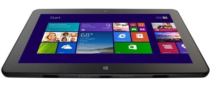 """Venue 11 Pro - Intel Core i5-4300Y (1.6 GHz), 8GB 1600MHz DDR3 SDRAM, 128GB SSD, Intel HD Graphics 4200, 27.432 cm (10.8 """") FHD Touch IPS (1920x1080), Wi-Fi 802.11ac, Bluetooth 4.0, 2MP/8MP HD Webcam, WWAN+SIM, 2-cell, Windows 8.1 Pro 64-bit"""