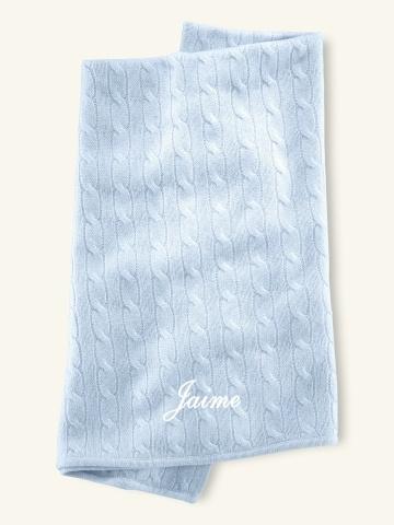 Cashmere Baby Blanket - Layette Accessories - RalphLauren.com