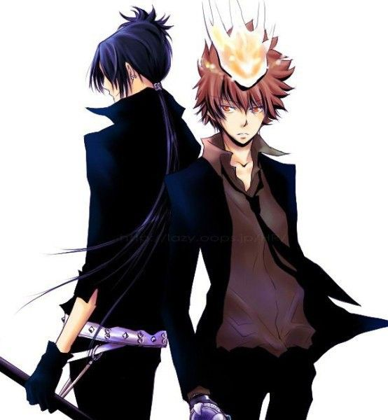 217 Best KATEKYO HITMAN REBORN Images On Pinterest