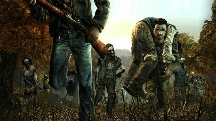 The Walking Dead: Season One para Android e iOS, el juego de Walking Dead para móviles y tablets - Soft For Mobiles