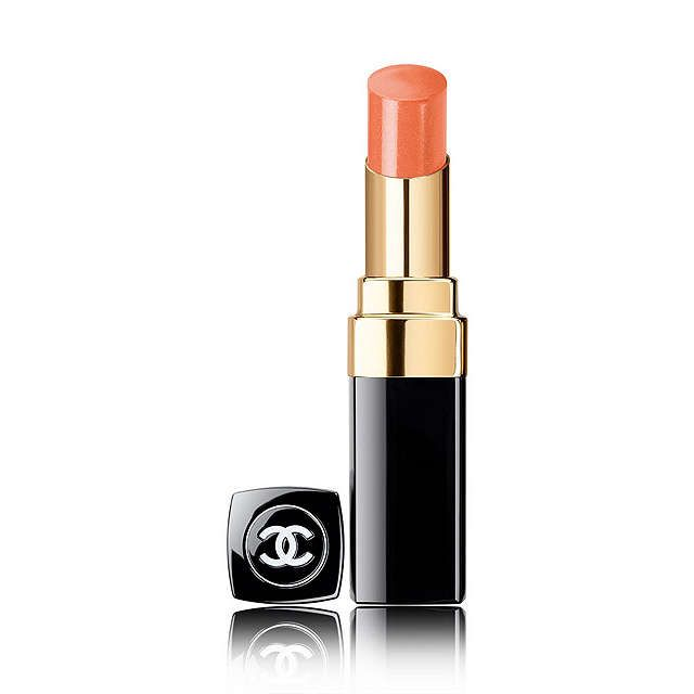 BuyCHANEL ROUGE COCO SHINE Hydrating Colour Lipshine, 527 Golden Sun Online at johnlewis.com