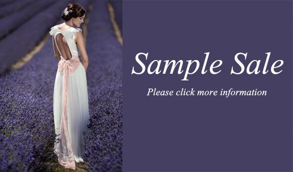 MEGA SAMPLE SAMPLE IN LONDON Wedding dresses upto 70% off
