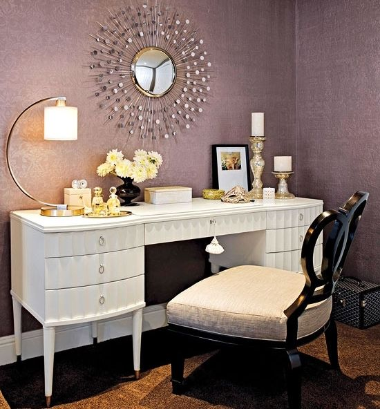 Classic Chic Home: Daydreams and Dressing Tables
