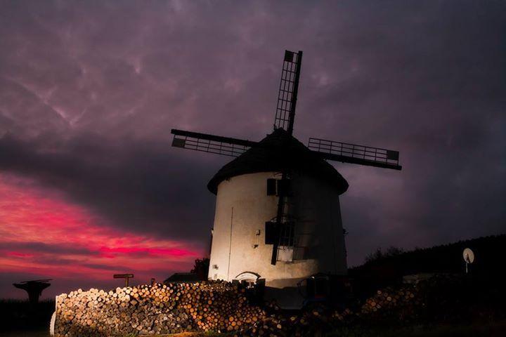Windmill in Gogołów, Poland www.wiatrak-gogolow.pl