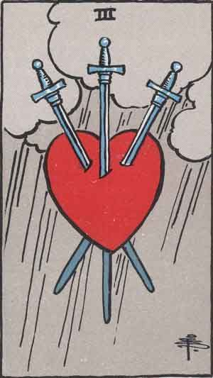Tarot Cards of Deception, Conflict and Oppression. Article by Tony Fox Tarot