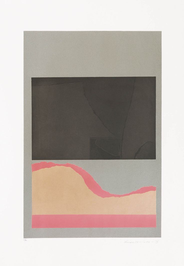 LOUISE NEVELSON Untitled, red 1975 prints sale 10th december