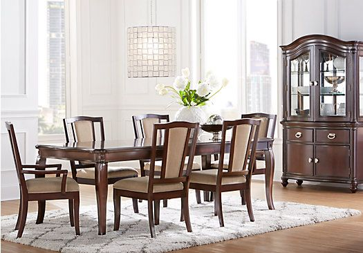 Shop for a Mansell Manor 5 Pc Dining Room at Rooms To Go. Find Dining Room Sets that will look great in your home and complement the rest of your furniture.