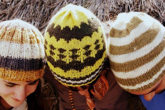 Ideal for the winter time / Ideal para la temporada más fria Fundación Chol-Chol