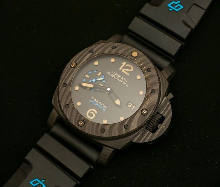 Panerai Luminor Submersible 1950 Carbotech 3 Days Automatic PAM616