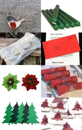 Christmas by Lisa Standley on Etsy--Pinned with TreasuryPin.com