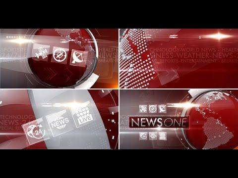 TV Broadcast Design News Complete Package - After Effects Template - Pro...
