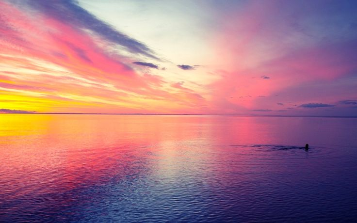 13 best Sonnenuntergang Wallpaper images on Pinterest | Background ...