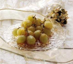 Grappolini d'uva al caramello