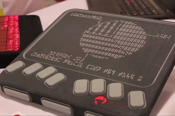 NSF-funded small business Polymer Braille Inc. is ...