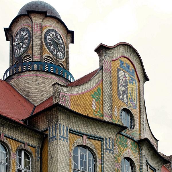 Beuthen O.S.    Poland - Bytom - Plac Sikorskiego 1   /arch. Carl Brügger, 1901/