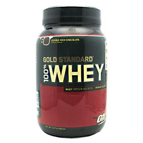 Optimum Nutrition Gold Standard 100% Whey Double Rich Chocolate #Protein #WheyProtein #GoldStandard #TempleNutrition