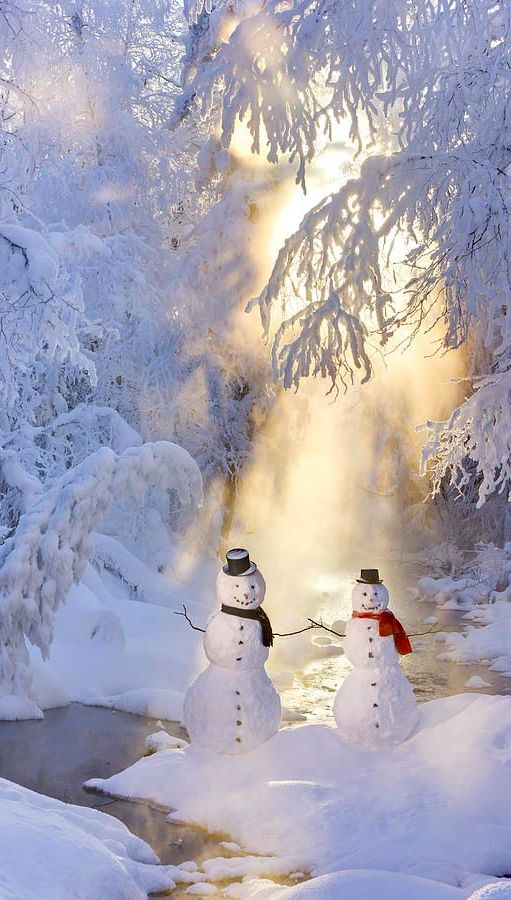 Russian Jack Springs Park in Anchorage, Alaska • photo: Kevin Smith on FineArtAmerica