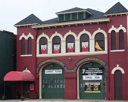 """4 tickets to the Firehouse Theatre production of  """"The Elaborate Entrance of Chad Diety"""" running Feb. 6-March 8, 2014. ($128)"""