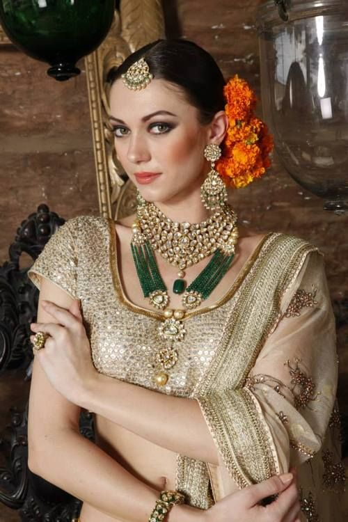 IT'S PG'LICIOUS — #TraditionalIndianJewellry #IndianFashion