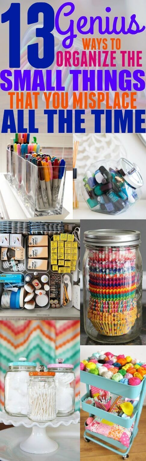 Having a designated spot in your home for everything, big or small, is the best way to stay organized. If you are tired of losing the little things in your home, then you need to read this post! Pinning for later!