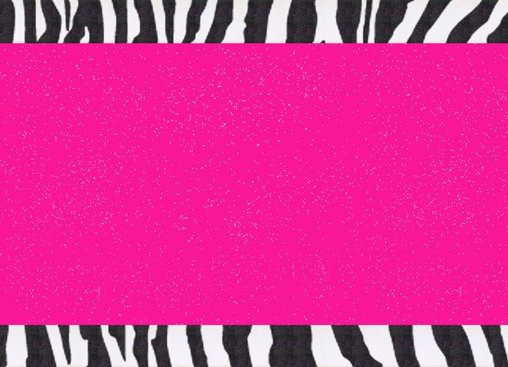 45 best art painting images on pinterest pink zebra sprinkles hot pink zebra glitter animal print paper that can be used as a template background banner paper scrapbooking and more hot pink zebra glitter template toneelgroepblik Image collections