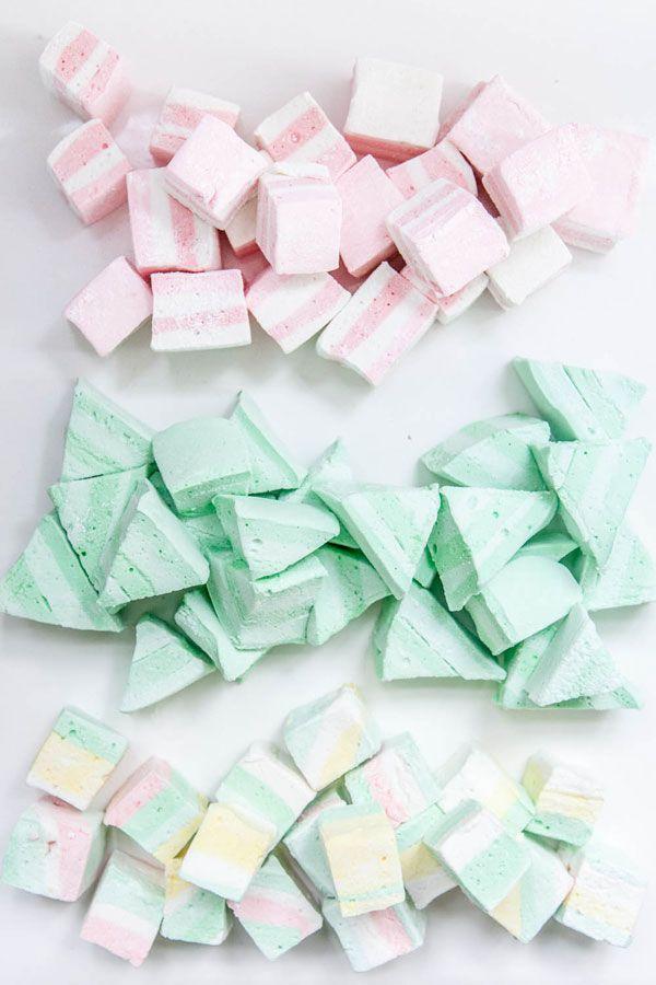 Hot Cocoa Bar + Marshmallow DIY | Oh Happy Day!