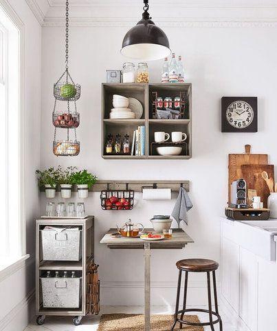 Pottery Barn lanciert eine neue Marke für kleine Räume