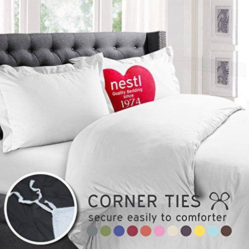 premium duvet cover set by nestl bedding u2013 soft u0026