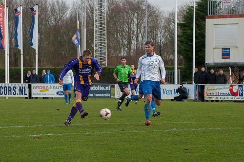 VVSB - Leonidas 5-2 Topklasse Noordwijkerhout 2014
