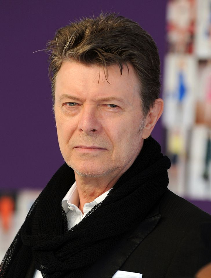 The normally reclusive Bowie attends the 2010 CFDA Fashion Awards at Lincoln Center in New York City, looking fashionable as ever.