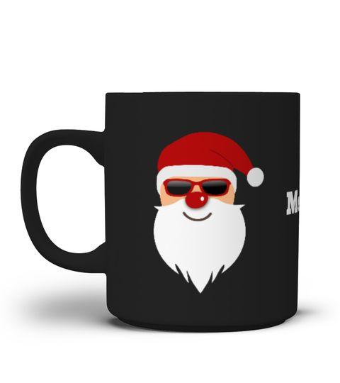 Weihnachtsmann Tasse anti weihnachten t-shirt, t-shirts weihnachten ...