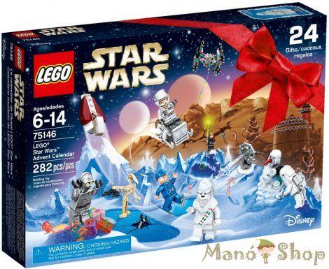 LEGO Star Wars Adventi naptár 75146