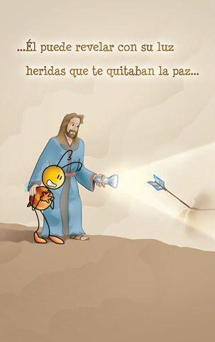 ¡Dios sana los corazones quebrantados!