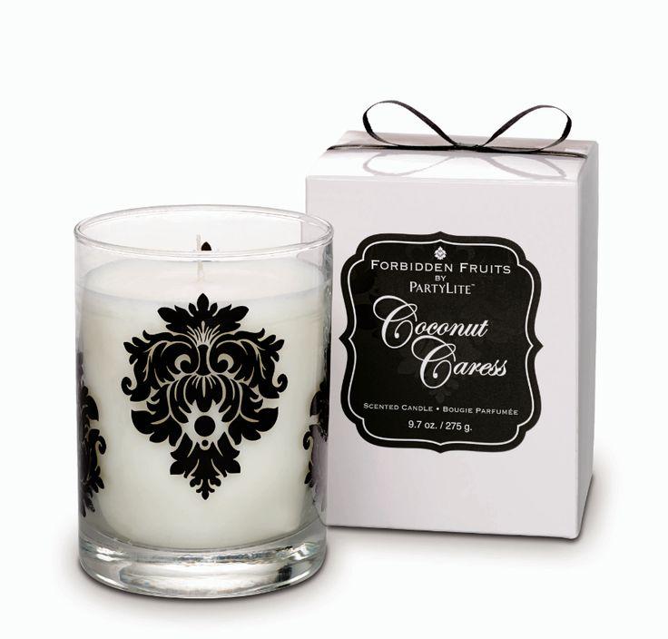 les 13 meilleures images du tableau forbidden by partylite sur pinterest bougies bougies de. Black Bedroom Furniture Sets. Home Design Ideas