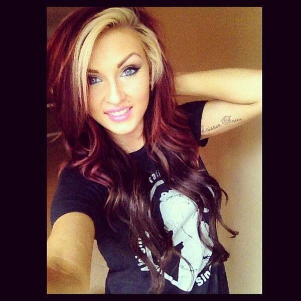 Wondrous 1000 Images About Hair Color Options On Pinterest Red Hair Short Hairstyles Gunalazisus