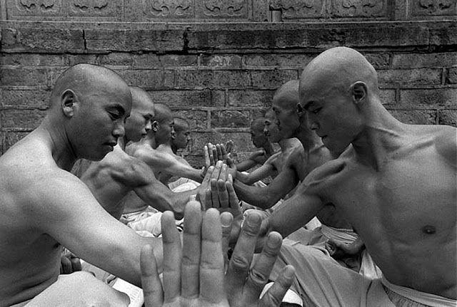 FASHION Secret Garden : #1 Shaolin