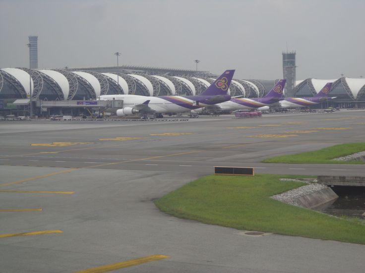 Bangkok, International Airport