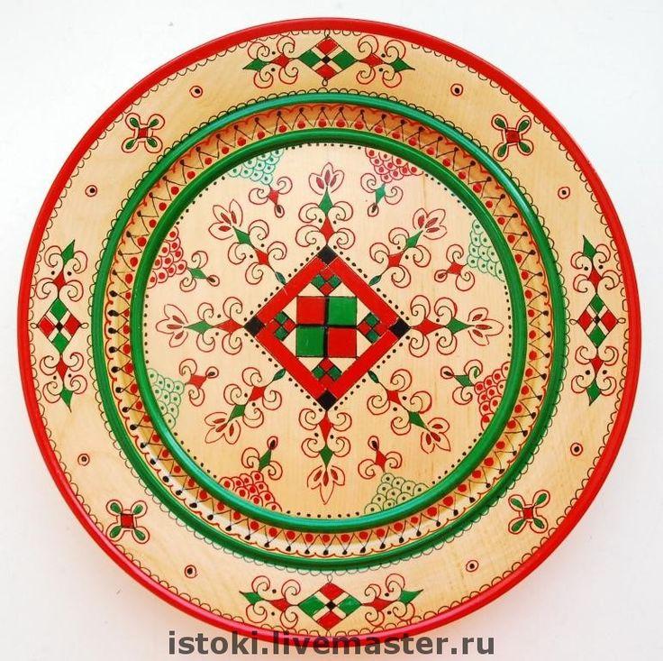 Пижемская роспись