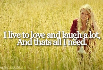 My. Favorite. Country. Quote. And words I live by - Kenny <3