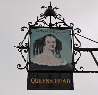 Queens Head, Titchfield, Hampshire UK