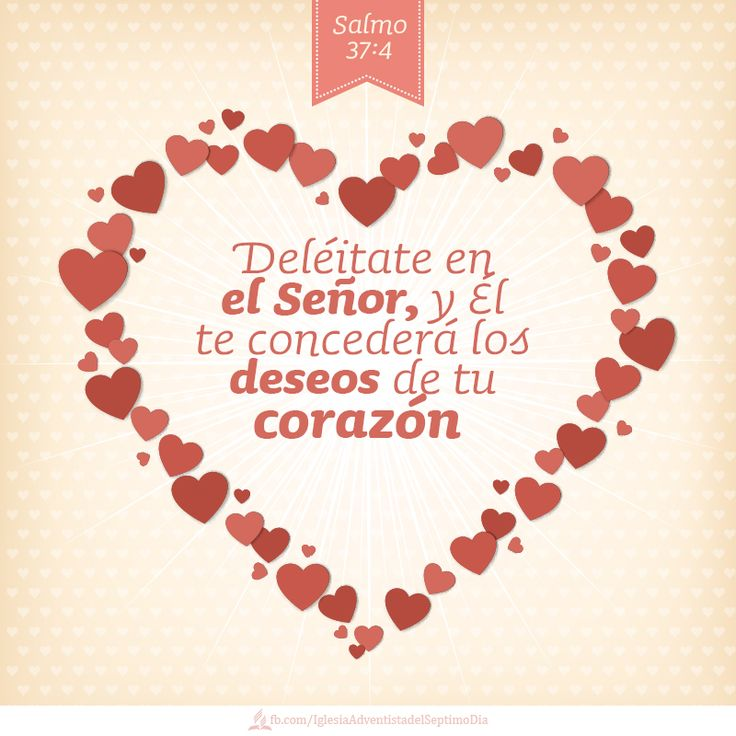 #salmos deleitate