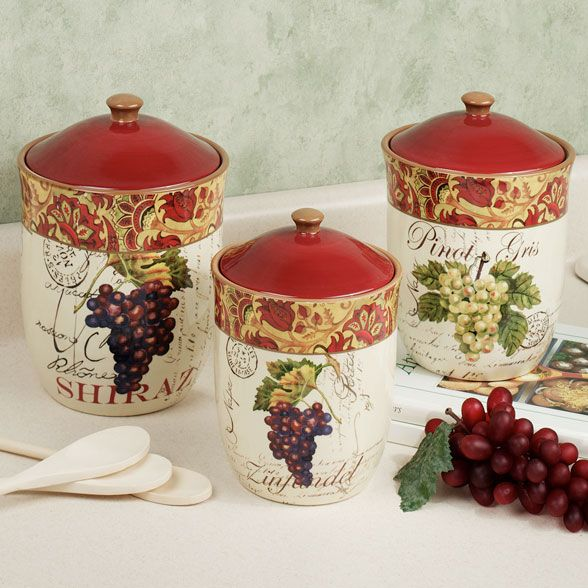 Kitchen Decor Accessories: Kitchen Decor Accessories » Grape