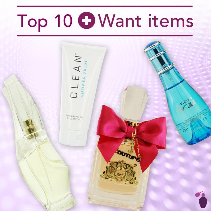 Top Wanted Items at FragranceNet.com